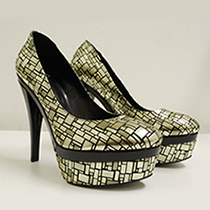 High Heels Lederpumps